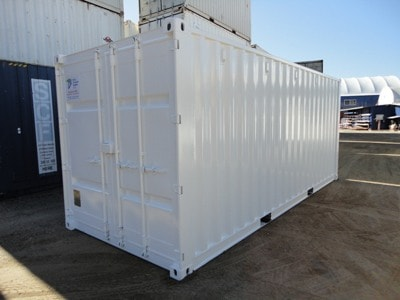 New Painted Shipping Container