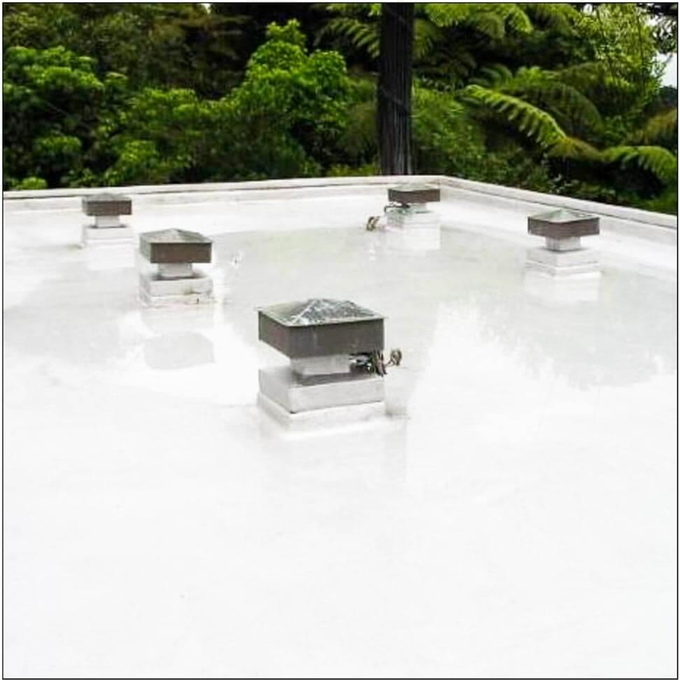 Waterproofing and Sealing Roof - SP Liquid Membrane